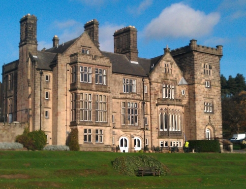 Breadsall Priory – Derby